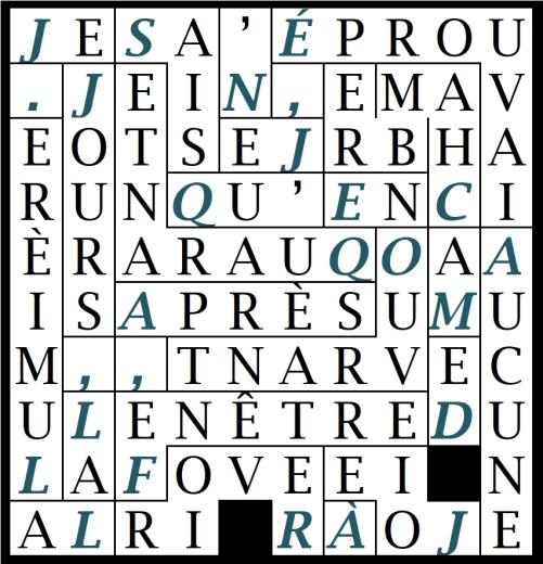12-03-Luigi Pirandello-JE SAIS QU' EN-let